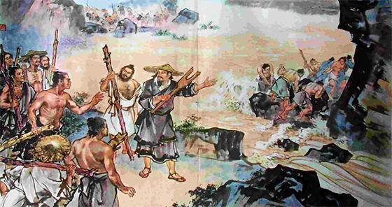 栉风沐雨 - 西部落叶 - 《西部落叶》· 余文博客
